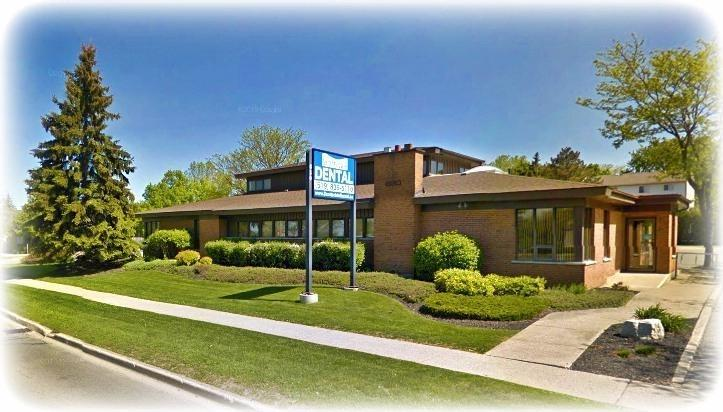 Office Exterior - Scottsdale Dental Centre - Guelph, Ontario